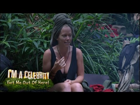 Kendra Wilkinson's Details Her Life As A Stripper | I'm A Celebrity... Get Me Out Of Here!