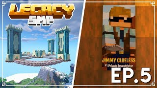 I'm SUING HIM! - Legacy SMP 1.15 Survival Minecraft - Ep.5