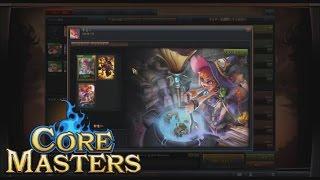 『コアマスターズ』実況プレイ 「ヤミー」 カジュアルチーム模擬戦 Core Masters:Casual Japan