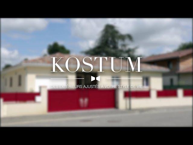 L'expertise de nos partenaires installateurs Kostum