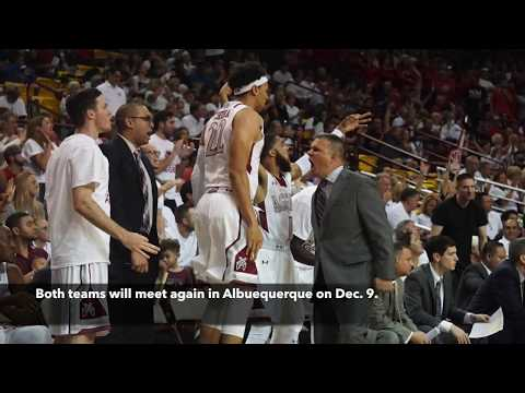 New Mexico State vs UNM video recap