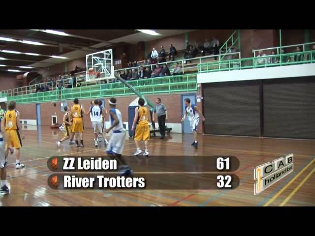 River Trotters U18 ZZ Leiden (nov 2009)
