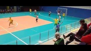 PGS CLUB SAN PAOLO -  FUTSAL VILLANOVA 2-5