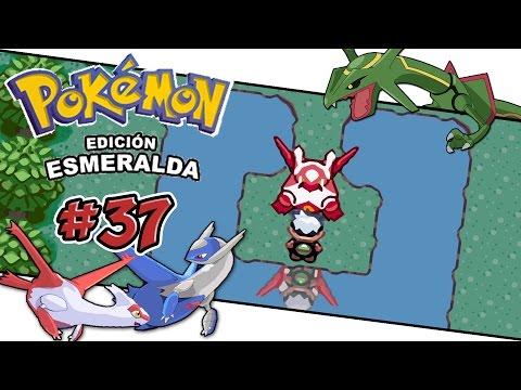 Guía Pokémon Esmeralda # 37 ( Como Capturar A Latios Y Latias