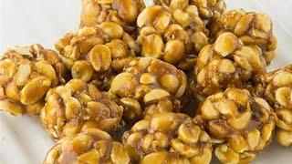 Peanuts Laddu  Shengdana laddu  Mayyas kitchen