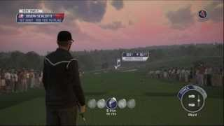 Tiger Woods 14 Simulation Career Gameplay Walkthrough Part 61 - US Open Round 1