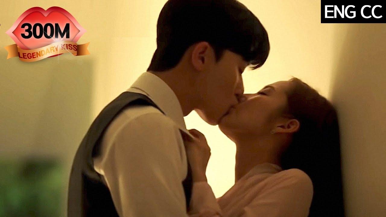 Cảnh hôn giữa thư kí kim và phó chủ tịch trong thư kí kim sao thế .Park Seo Joon❤Park Min Young Roma