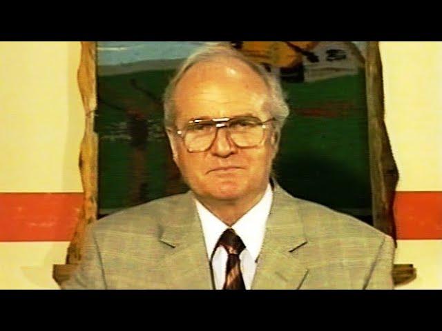 """Ilkei Csaba beszélget Drábik Jánossal a Budapest Tv """"Különös"""" című műsorában 2003. IV. 16-án"""