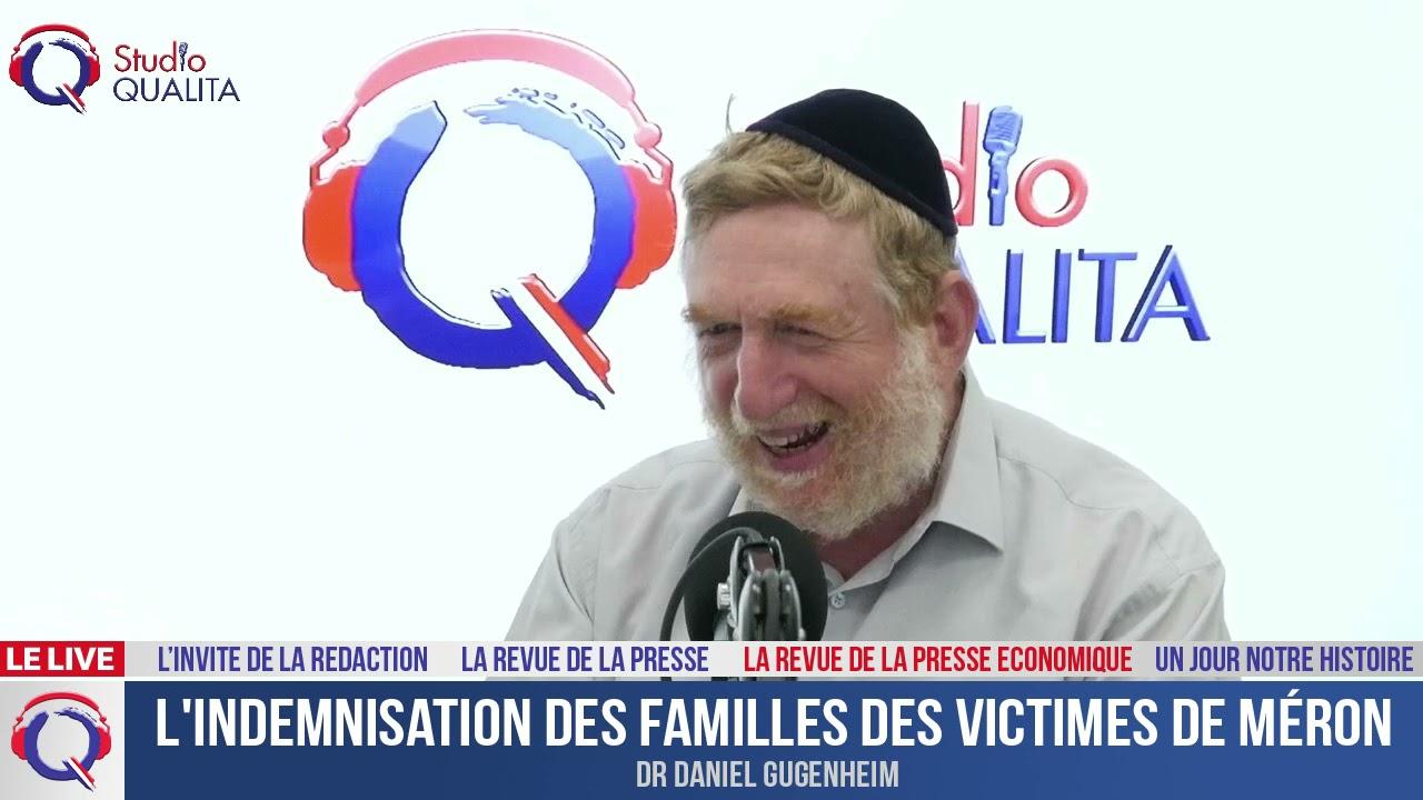 L'indemnisation des familles des victimes de Méron