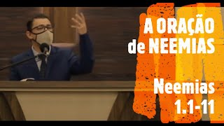 IP Arapongas - Pr Donadeli - A ORAÇÃO DE NEEMIAS - 09-08-2020