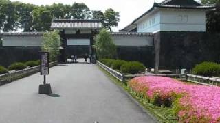 東京駅から皇居東御苑へ (East Gardens of the Imperial Palace from Tokyo Station) thumbnail