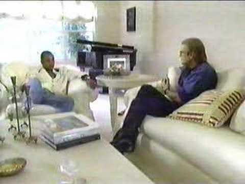 Sugar Ray Leonard interview John Tesh 1992