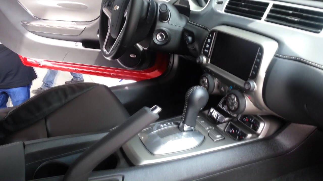 Chevrolet Z28 2014 Camaro