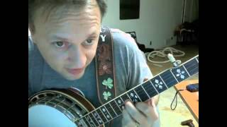 How to play the South Park Theme Song on banjo