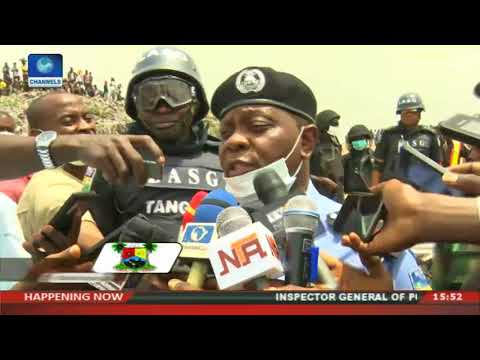 Lagos State Police Command Goes Tough On Hard Drugs |Dateline Lagos|