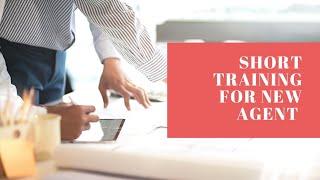 Training Singkat Utk New Agent Trustee Agency | Wibisono Tjitro