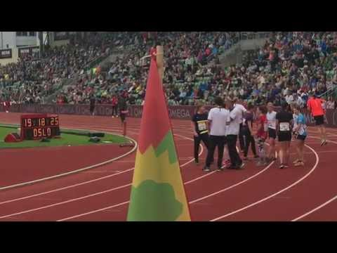 Oromos at diamond league Oslo Norway june 9 2016