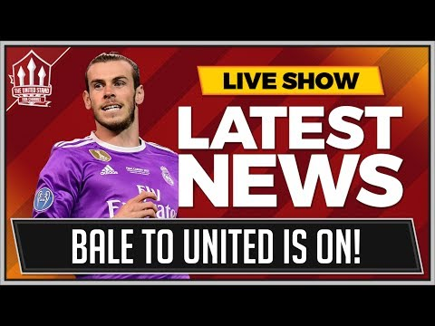 Gareth BALE To MANCHESTER UNITED? MUFC Transfer News