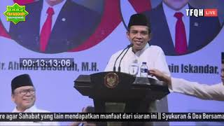 Ceramah Ustadz Abdul Somad, Lc  MA di MPR RI Senayan   Jakarta 29 08 2018