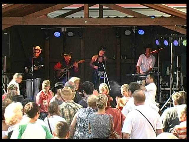 Allround Showband Partyband C'est la vie (you never can tell) Emmylou Harris Line Dance & Country