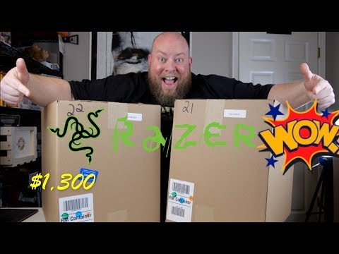 I bought a $1,300 Amazon Customer Returns ELECTRONICS Pallet w/ Mystery Box + GIVEAWAY WINNER!