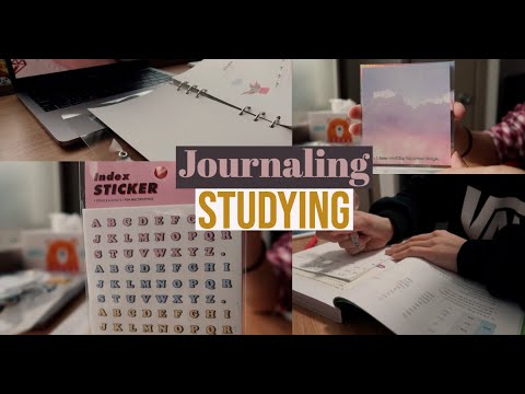Journal + Study Korean WITH ME! Relaxing Day in Seoul + ARTBOX Stationery Haul   Life in Korea VLOG