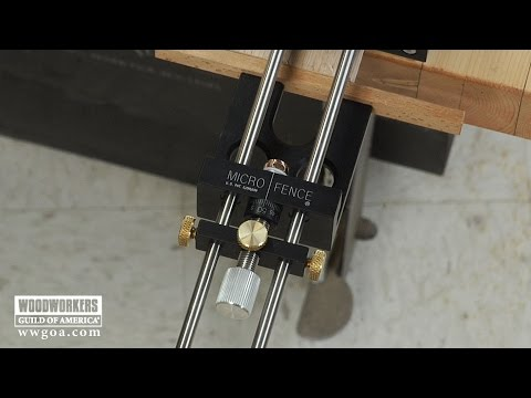 Slicing Excellent Dadoes and Grooves utilizing a Router Edge Information  |  Woodworkers Guild of America