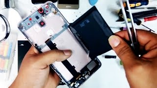 LeEco Le 2 Disassembly And Battery Replacement  LeTv LeEco Le 2 Tear Down Parts View