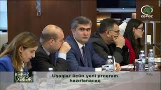 Uşaqlar üçün yeni proqram hazırlanacaq - Kəpəz TV