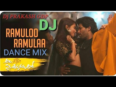 ramuloo-ramulaa-dj-||-dance-mix-||super-hit-telugu-dj-song-2020-||-dj-prakash-gdp