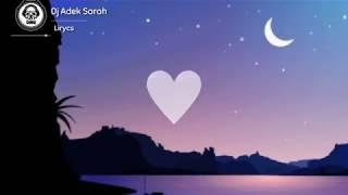 Gambar cover DJ Ade Sarah + lirik