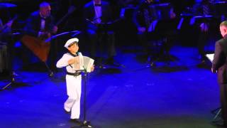 Яблочко (гармонь) Саша Пикалов, камерный оркестр, ансамбль'АЛТАЙ'