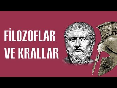 Filozoflar ve Krallar: Platon'un Devlet'i (Siyaset Felsefesine Giriş-4,5,6)