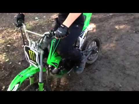 Comment rétrograder en moto 50cc