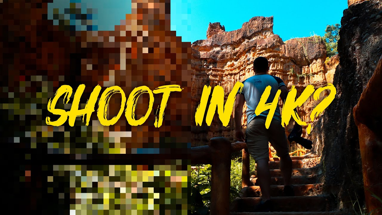 Download Why I Shoot in 4K | Which Resolution Should You Use? 1080P vs 4K UHD