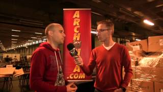 Knightwise vs Archonia interview at F.A.C.T.S. 2013