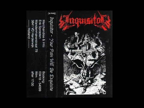 Inquisitor - Your Pain Will Be Exquisite (1993) (FULL DEMO)
