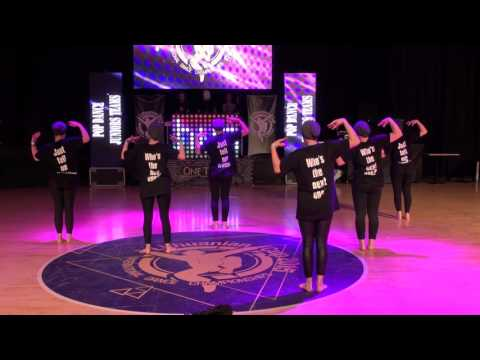 BEGOOD │No Good - Street dance show small groups adults - Lithuanian Cup 2015 - 1st place