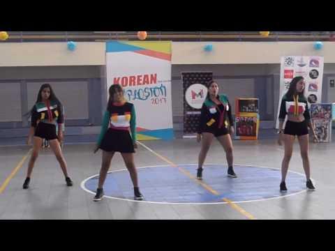 "MISS A ""Breathe"" - Crash Peru Dance Group"