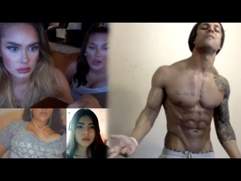 ZYZZ CHATROULETTE #10 GIRLS ONLY
