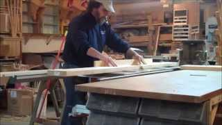 Timber Jacks Woodshop Gun Rack Video