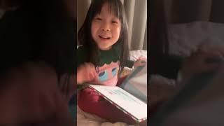 [채아랑 책읽기]산타에게 편지가 왔어요