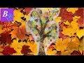 Поделки - КВИЛЛИНГ ОСЕННЕЕ дерево Поделка с детьми