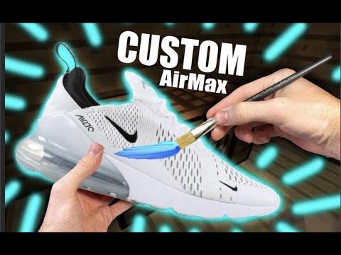 custom 270 air max