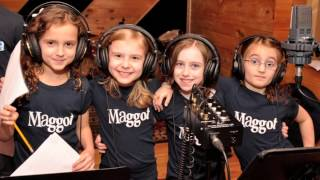 Backstage on Broadway kids special: Matilda's small actresses have big presence, voices & dreams