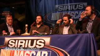 "Jimmie Johnson ""Stair Racing"" Story // SiriusXM // NASCAR Radio"