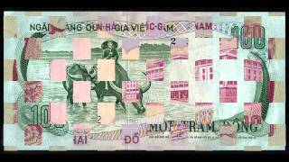 SOUTH VIETNAM BANKNOTES.