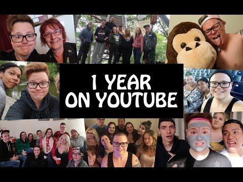 1 YEAR ON YOUTUBE | GENUINELY GAGE