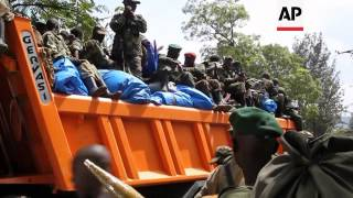 M23 rebels pull out of Goma