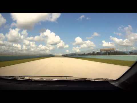 Performance Tread Evo 1:35:855 at Homestead Miami Speedway